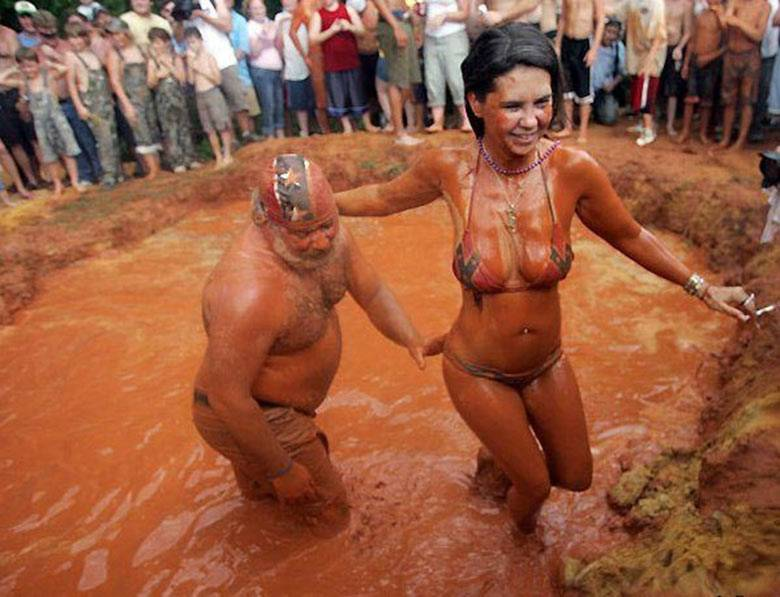 Mud Fighters