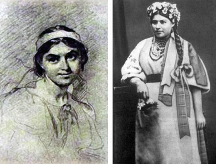 Ликера Полусмак – остання наречена Шевченка